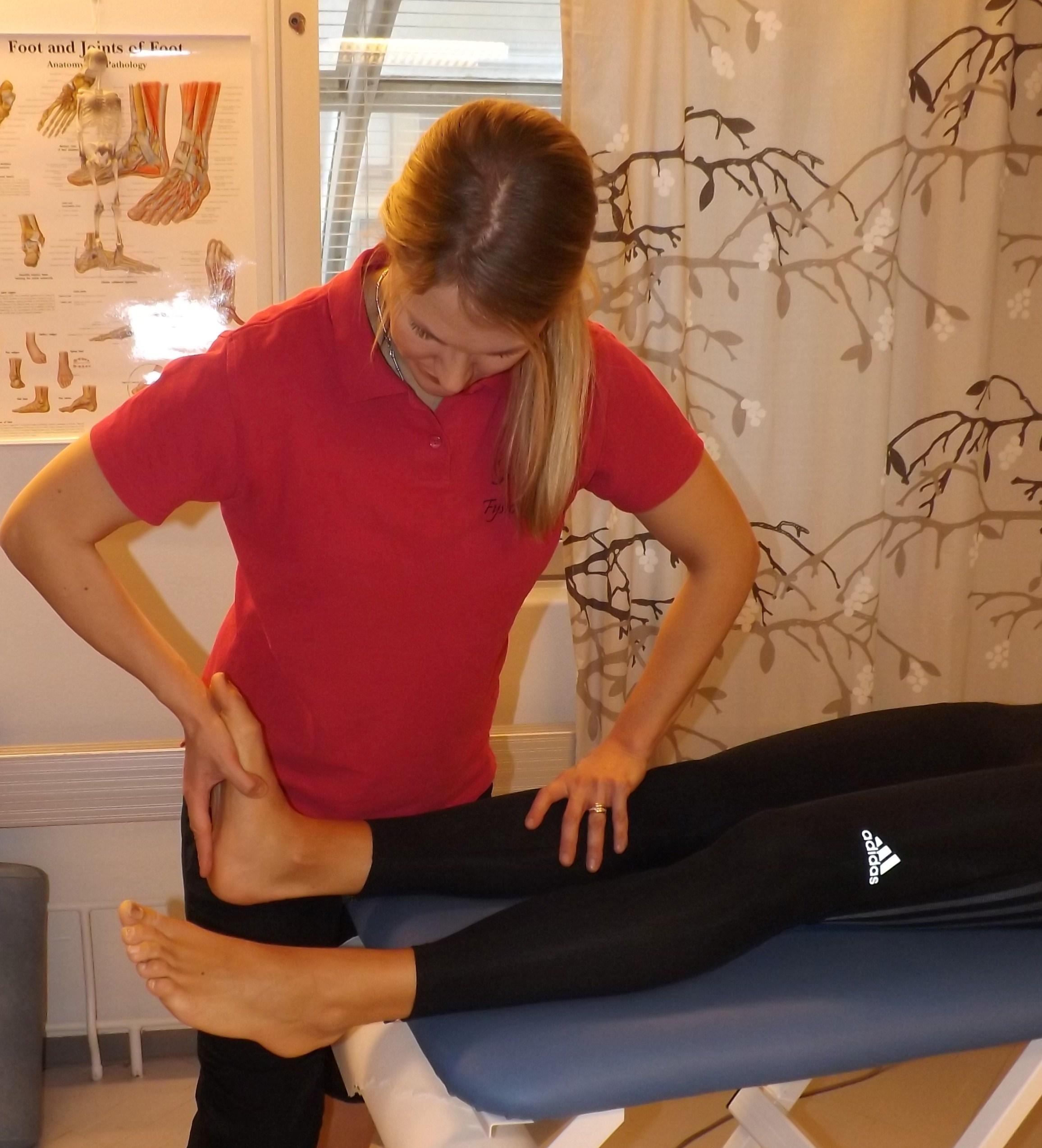 Toipuminen jalkaterän leikkauksesta